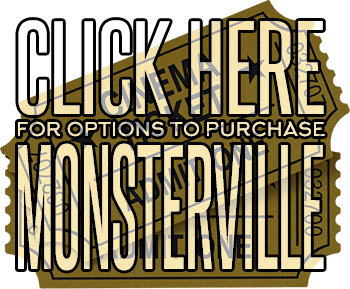 Don't miss out on a monstrous adventure! Order Monsterville here.